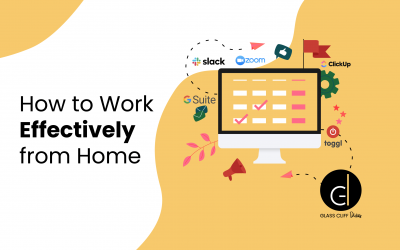 How to Work Effectively from Home